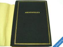 ARISTOTELES  NIKOMANISCHE ETHIK  1956