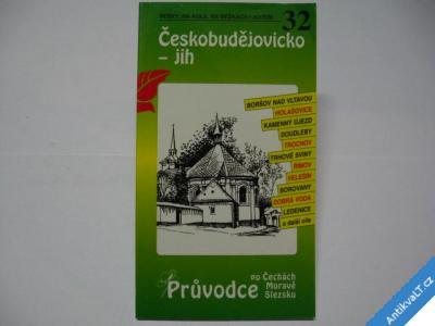 foto    ČESKOBUDĚJOVICKO JIH  TROCNOV HOLAŠOVICE VELEŠÍN..