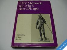 DER MENSCH ALS MASS DER DINGE  MÜLLER  BERLIN 1976