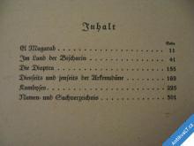 WEENAK - DIE KARAWANE RUFT  VON DER ESCH  1943