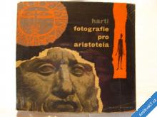 FOTOGRAFIE PRO ARISTOTELA  HARTL  1964