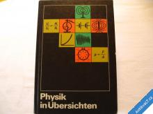PHYSIK IN ÜBERSICHTEN  1978 BERLIN