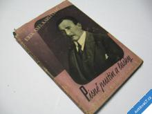 PÍSNĚ PUSTIN A LÁSKY - ŠVÉDSKO  KARLFELDT E. 1939