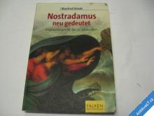 NOSTRADAMUS NEU GEDEUTET  DIMDE M.  2001
