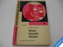 ÚPRAVA BYTOVÉHO INTERIÉRU  SNTL  1967