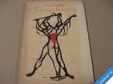 TANEČNÍ LETOPISY Jenčík Josef 1946 Athos